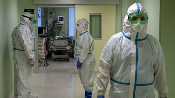 В России зарегистрирована рекордная смертность от ковида — 613 человек за сутки