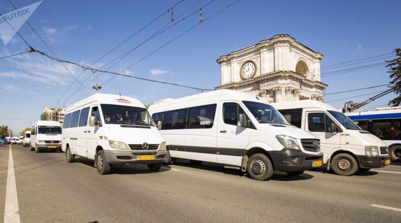 В Молдове перевозчики пригрозили забастовкой. В чем причина?