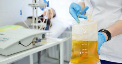 В Гагаузии более 50 человек сдали плазму крови для больных COVID-19. Кто и как может стать донором?