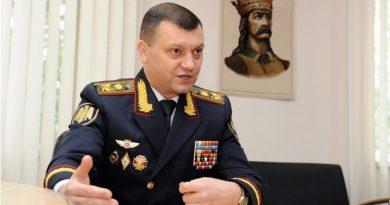 Глава Пограничной полиции подал в отставку. Он проработал в этой должности год