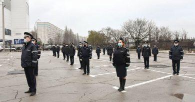 ЕС направит более 20 млн евро на защиту молдавских полицейских от COVID-19