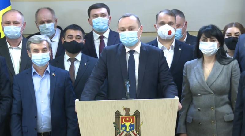 """ПСРМ после стычки с оппозицией в парламенте: """"Мы дадим вам возможность назначить новое правительство и поддержим ваши законопроекты"""""""