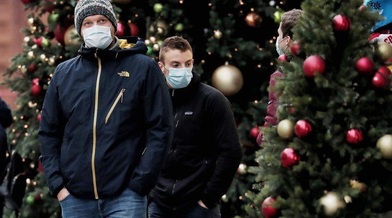 В России не планируют введение жестких мер в новогодние праздники