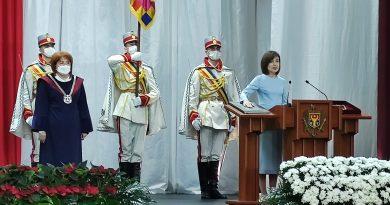 Майя Санду официально вступила в должность президента Молдовы