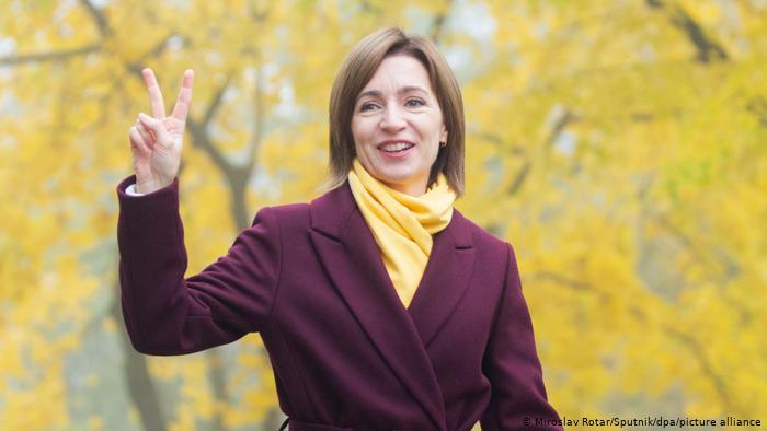 КС постановил: Майя Санду - президент Молдовы