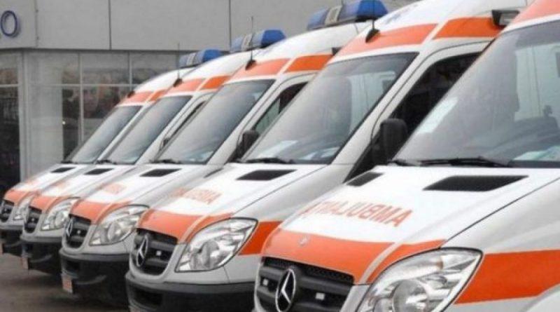 В Молдову из Турции прибыла первая партия машин скорой помощи