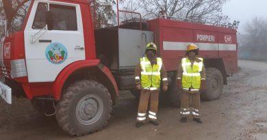 Гололед на дорогах страны: На участках с повышенным риском дежурят экипажи спасателей