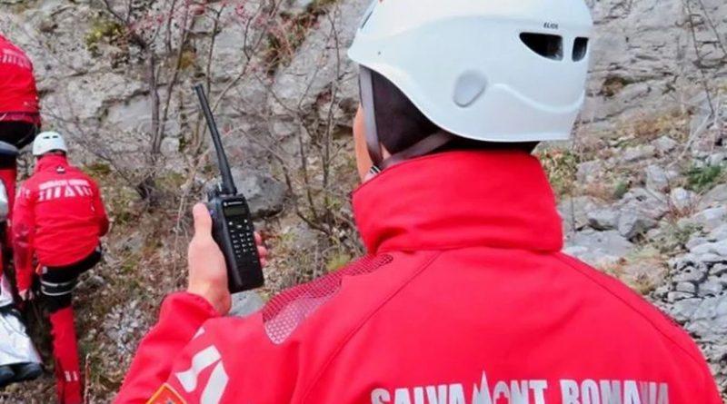 Четверо молодых людей из Молдовы застряли в горах Румынии. Операция по их спасению длилась семь часов