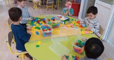 «Новогодний сюрприз для воспитанников». В селе Бешгиоз обновили мебель в детском саду (фото)