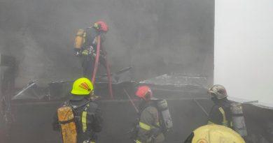 За последние сутки два человека погибли во время пожара. Один из случаев произошел в Гагаузии