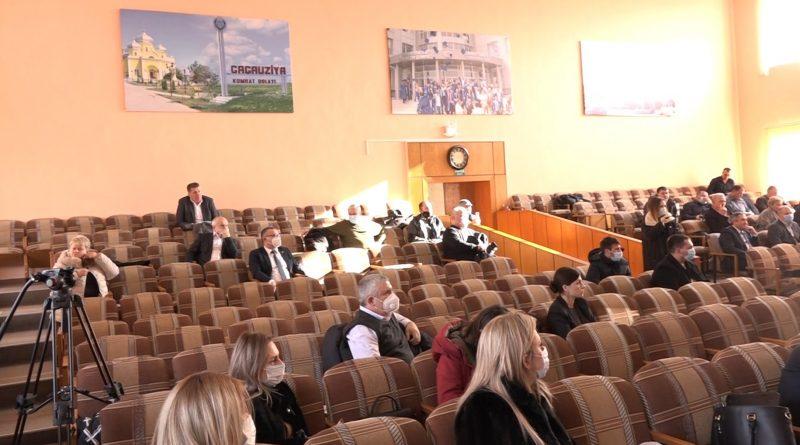 Вопрос принятие бюджета Гагаузии на 2021 год перенесли на 19 января