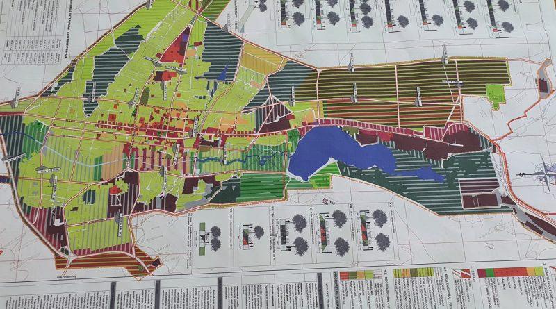В Комрате разработали генеральный план города