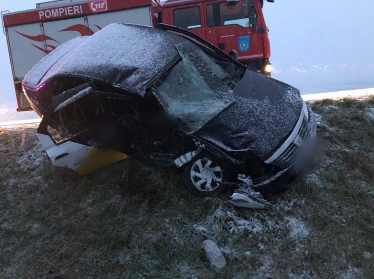Смертельное ДТП на трассе Кишинев – Чимишлия: погиб сотрудник полиции