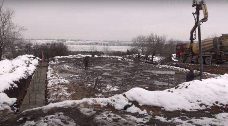 В Авдарме строят ангар для хранения продукции местных сельхозпроизводителей