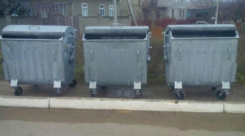 От семи леев на человека и по 25 леев за дом. Сравнили тарифы за вывоз мусора по населенным пунктам  Гагаузии