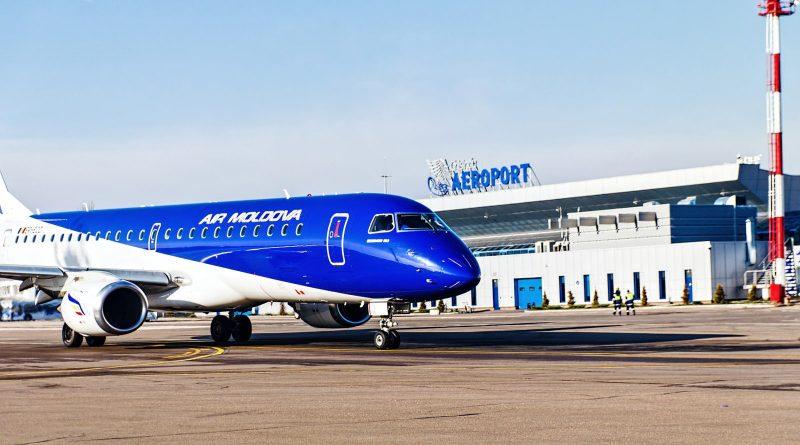 Из Кишинева в Москву со 2 января запустили чартер. Кто может лететь?