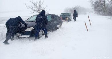 На молдо – украинской границе остается заблокированным КПП «Тудора»