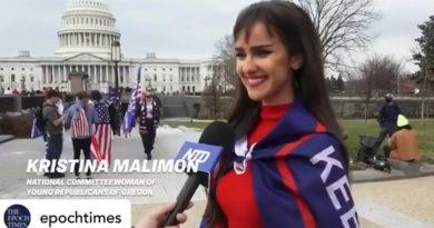 ZdG: В США во время штурма Капитолия задержаны две уроженки Молдовы