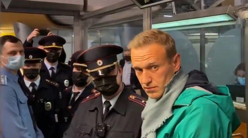 США и страны ЕС призвали освободить Навального. Российский МИД  посоветовал им заняться собственными проблемами