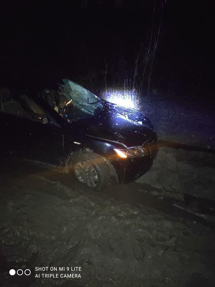 В Кишиневе полицейский насмерть сбил женщину и скрылся