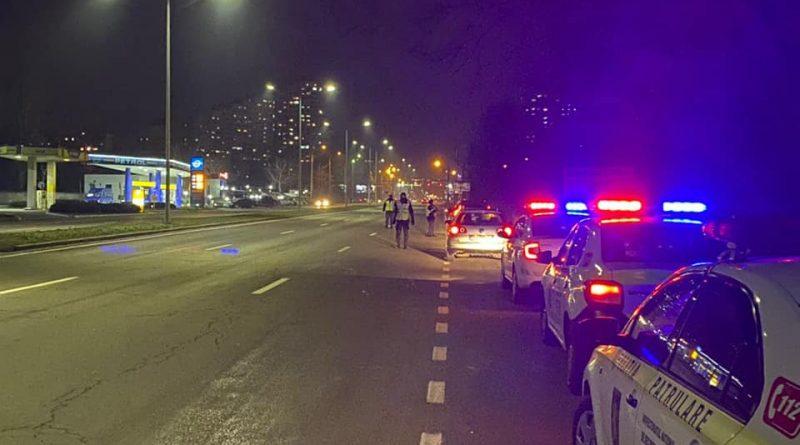 Полиция Молдовы в минувшую ночь провела акцию по предотвращению ДТП
