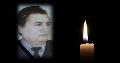 Скончался профессор кафедры иностранных языков КГУ Никанор Михайлович Бабырэ