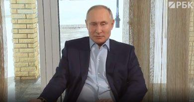 Путин отрицает, что дворец в Геленджике принадлежит ему