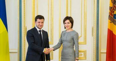 Майя Санду отправляется с визитом в Киев. Кто входит в состав делегации