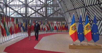 В президентуре обнародовали расходы на визит Майи Санду в Брюссель