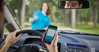 «Лайк может стоить жизни»: полиция призывает не пользоваться телефоном за рулём