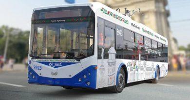 В Кишинёве появится туристический троллейбус. Как он будет курсировать?