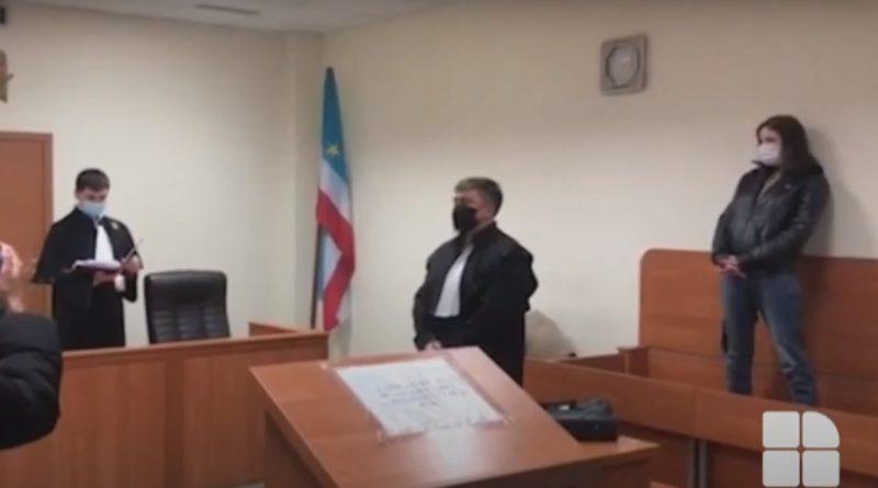 Обвиняемой в убийстве собственной матери в Комрате продлили предварительный арест