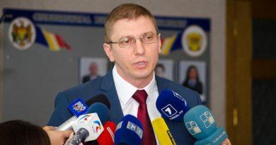 Прокуроры требуют ареста Виорела Мораря на 30 суток. Он обвиняется в фабрикации заказного дела
