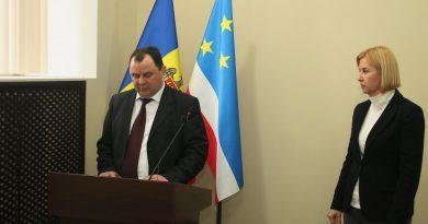 Глава Управления молодежи и спорта Сергей Стояногло утвержден в состав ЦИК Гагаузии