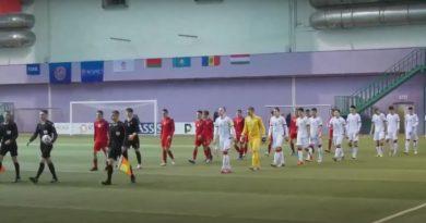 (Видео) Юношеская сборная Молдовы выступает на турнире в Беларуси. В составе два футболиста из Чадыр-Лунги