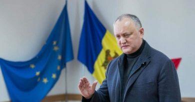 Додон послам ЕС: «Ваша любимица нарушает Конституцию, а вы молчите. Это не останется безнаказанным»