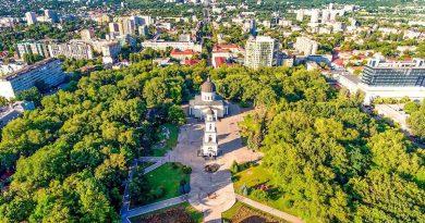 Кишинев поборется за звание молодежной столицы Европы