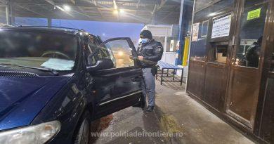 Гражданин Молдовы купил машину с поддельными документами и попался на румынской границе