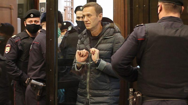 ЕС введет персональные санкции против лиц, причастных к аресту Алексея Навального