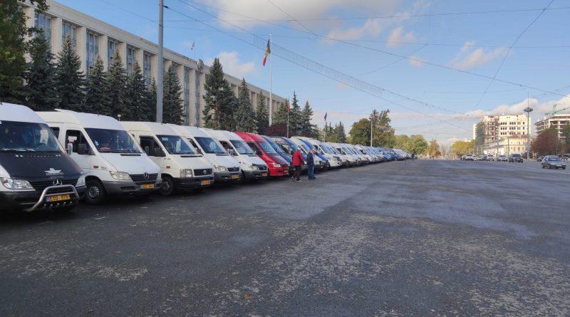 Перевозчики объявили протест. 23 февраля движение пассажирского транспорта, включая частный, будет приостановлено по всей Молдове