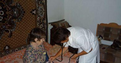 В Молдове появилась новая профессия - помощник по уходу на дому