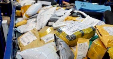 Молдова возобновила почтовое сообщение с шестью странами
