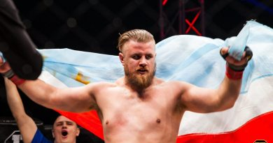Очередным соперником Александра Романова станет боец, у которого нет поражений в UFC