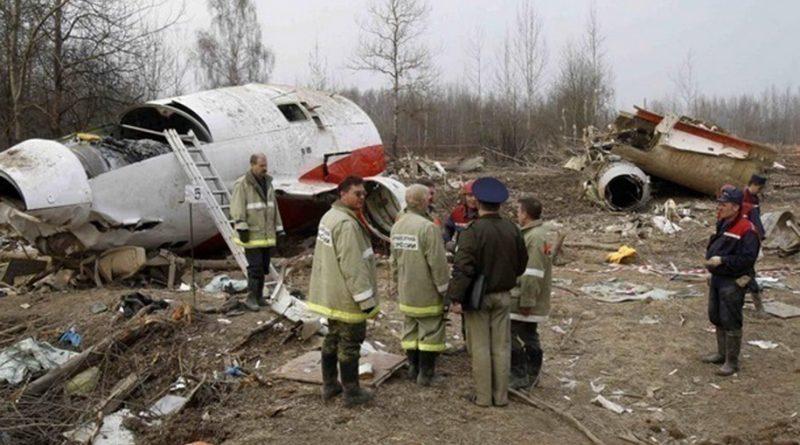 Новые детали авиакатастрофы под Смоленском 2010 года: в Польше утверждают, что самолет президента взорвали