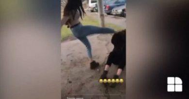 В Кишинёве школьницы избили сверстницу и заставили целовать им руки