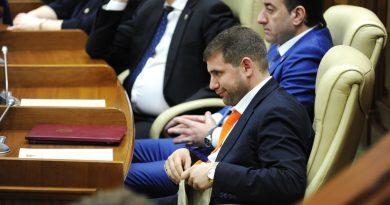 Илан Шор оштрафован за прогулы заседаний парламента