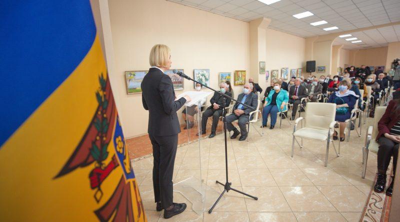 (Список) В Гагаузии наградили заслуженных деятелей. Среди них глава управления здравоохранения Светлана Дулева
