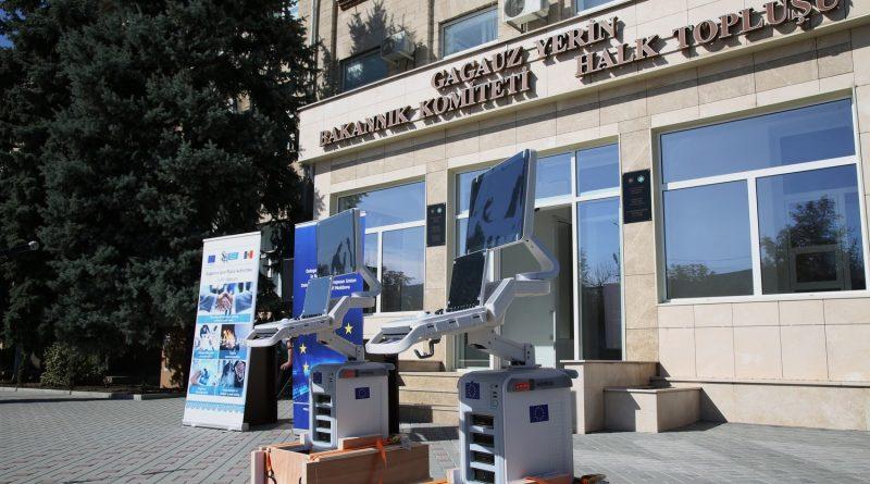 """(Расследование) """"Главное - здоровье"""". Как власти Гагаузии закупили аппараты УЗИ по завышенной цене на деньги ЕС"""