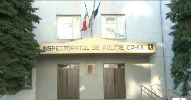 В Кагуле сотрудница инспектората полиции пришла на работу пьяной. Позже она уволилась
