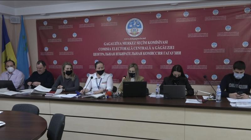 За первые два дня, ЦИК Гагаузии зарегистрировал 114 потенциальных кандидатов в депутаты НСГ
